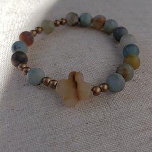 Jewelry - Amazonite rosary bracelet